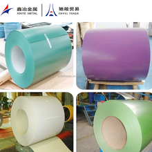 Trade Assurance Industrial Material Best Price Color Coated Steel Coil With Good Quality