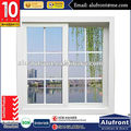 High Quality Aluminum Sliding Window with decorative grid