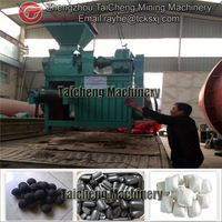 Small briquette machine for coal slurry powder for EU