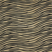 snake printed flocking fabric for upholstery