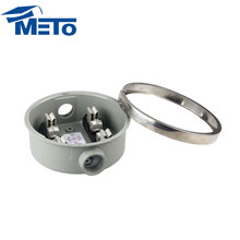 Hot sale 100 amp round meter socket with copper long jaws
