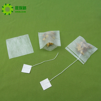 NO MOQ China Supplier Best Price high quality pyramid Heat Seal Non woven Tea bag