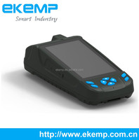 EKEMP Android system Light Weight Handheld PDA/RFID Reader with Fingerprint Reader