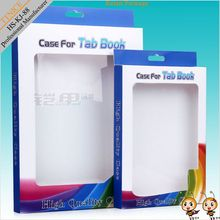 hanging packaging box for ipad case for retail,ipad paper box