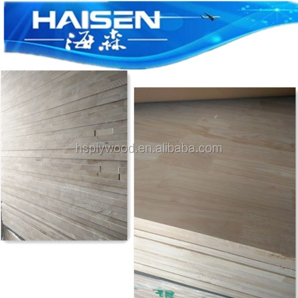 Thickness 18mm Rubber wood Panels/finger joint rubber wood