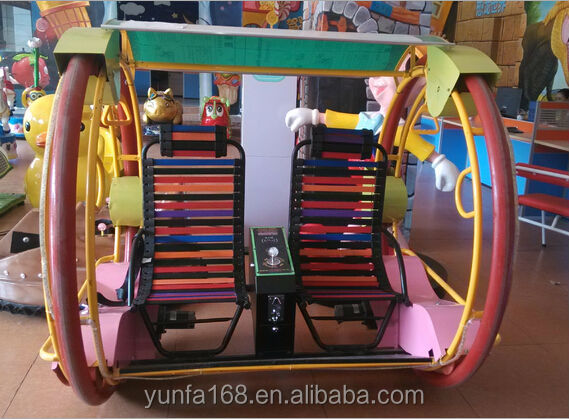 2014 Hot Sale amusement park rides/ kid rider/electric car /rolling touring bus for sale