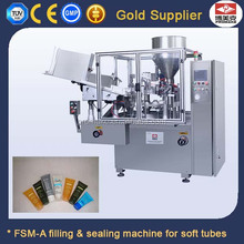 Promake Automatic plastic tube filling and sealing machine