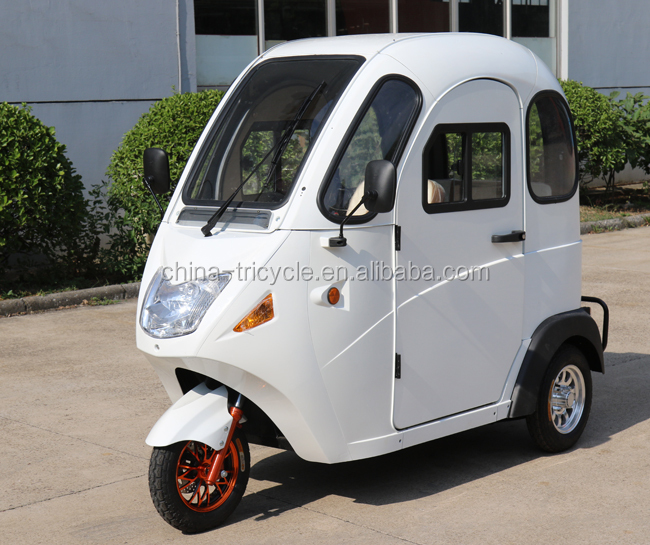 800w electric tricycle with closed body( SP-EV-11)