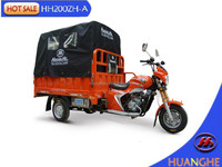 Best new cargo trike with loading cabin