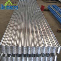Galvanzied Corrugated Steel Iron Roofing Materialn