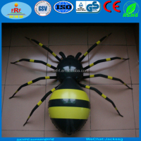 Promotional Display PVC Insect Inflatable Spider