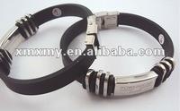 Magnetic quantum energy bracelet