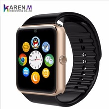 2017 a1 GT08 One Bluetooth Phone Smart Wrist Watch Phone with NFC and GSM Standalone Function
