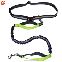Hands Free Nylon Pet Dog Leash Lead Running Jogging Hiking Training Walk for pet