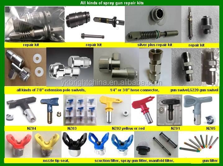 Krebs LM45 (K45-L) Operating Instructions Manual