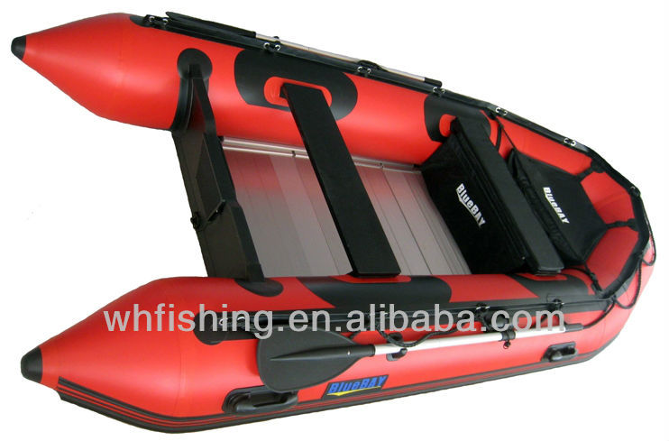 Inflatable boats china, Best plastic boat with aluminum floor