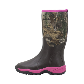 Women's Grand Prairie Mud Boots Waterproof Neoprene Boots