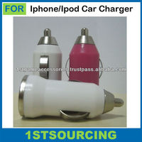 5v 2.1a Usb Car Charger For Iphone Ipad