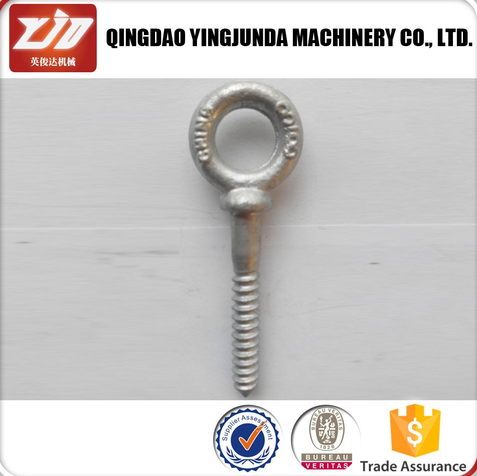 drop forged black eye screw manufacturer