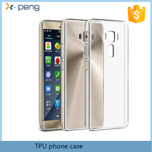 Italian alibaba china Ultra-Thin Soft Clear Transparent mobile phone cover tpu case for asus zenfone live ZB501KL