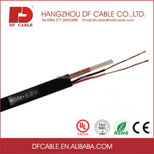 Newest design top quality cctv coaxial rg59 siamese cable