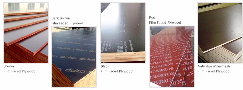 18mm Birch Cheap Plywood for Sale Film Faced Plywood Phenolic Board