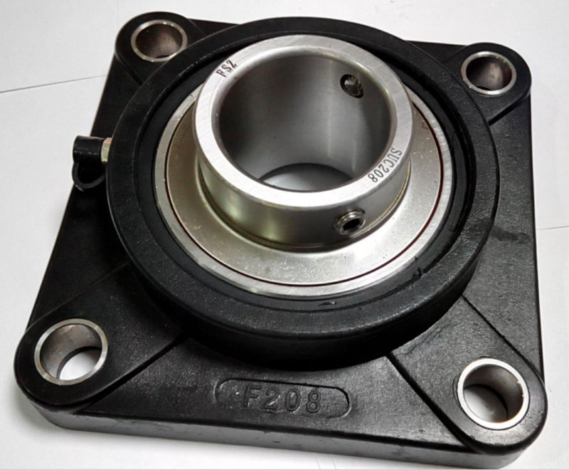 Long life Thermoplastic/plastic stainless ball bearing housings
