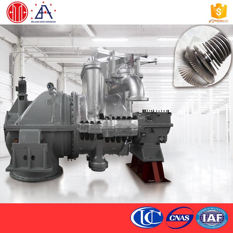 Best Quality Industrial Application Power Plant Biomass Dual Fuel Generator Sets Power Generation and Heat Supply