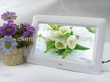 "multi functions 7""Digital Photo Frame --Video/Music/Photo"
