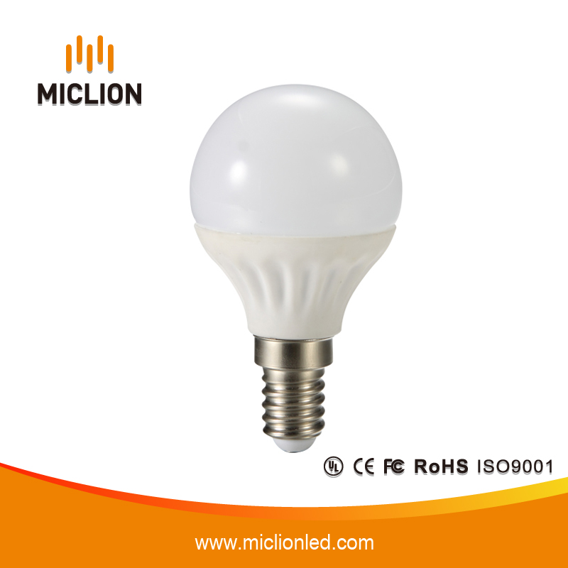 CE Rohs Cheap Price High quality A60 E27 Global Plastic 3W LED Bulb