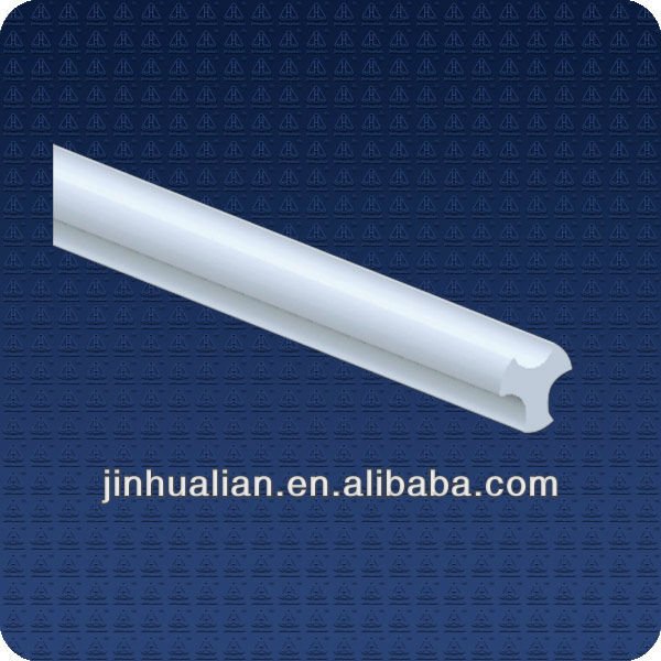 Veritical blind component-3prong/4prong aluminum rod for vertical and roman blind,cord rod for vertical blind components