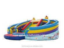 Amusement Park Games Factory Sales Bouncy Playground