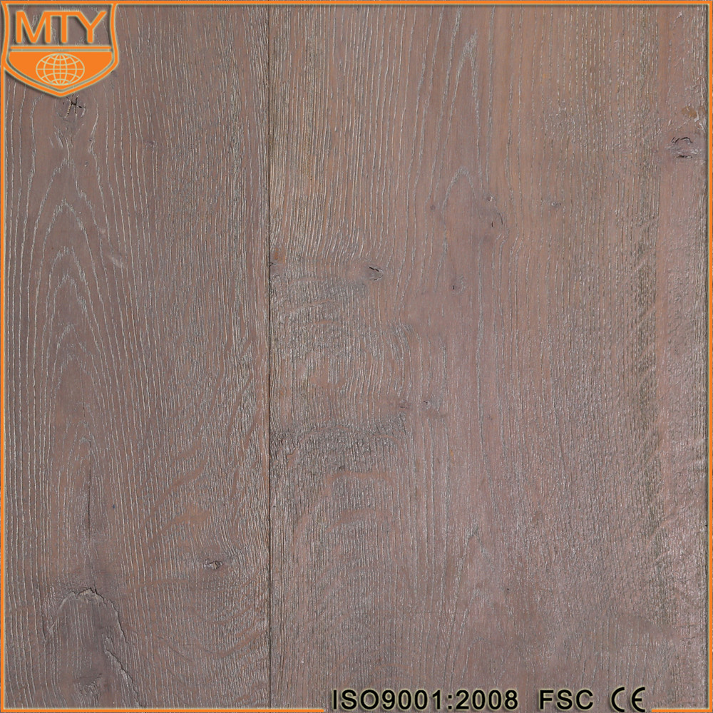 E-52 Hot Sale Oak Engineered Wood Flooring White