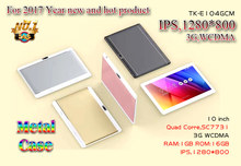 cheapest 10 inch tablet pc 16gb rom android quad core tab IPS touch screen tablet 10.1