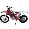 Super power high quality cool petrol motorcycle 125cc