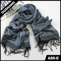 A86-E New Chiffon Rose Designer Scarves Custom Scarf