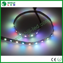 Colorful christmas strip lights 5050 smd ws2812b led striplight,waterproof