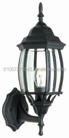 Black Outdoor Light