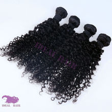 virgin indian wholesale hair extension afro curly
