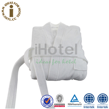 High Quality 100% Cotton Hotel Terry Bathrobe Wholesale
