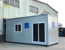 Steel container prefab container warehouse for india,crate homes for sale