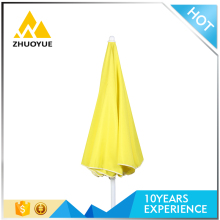 Leading manufactory outdoor solid color big garden patio umbrella with parts