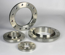 Titanium Lap Joint Flange ASTM and ANSI B16.5 150 Raised Face Flange Dimensions