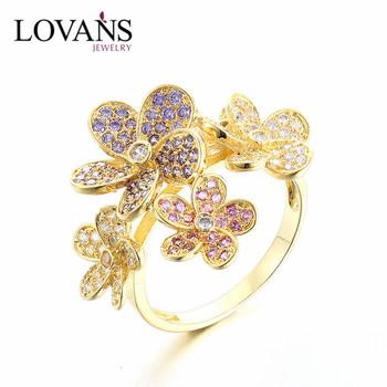 La s Finger Gold Ring Design Models Rings For Women Saudi Gold