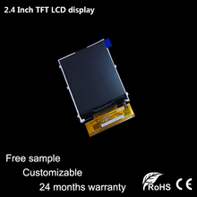 [Free Sample] Topfoison Quality assurance 2.4 inch mini lcd tft monitor used in smart home display