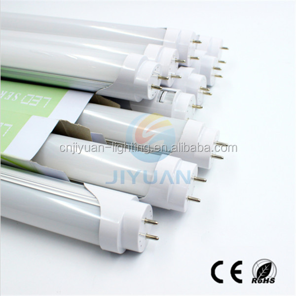 widely replace ceiling light fluorescent lamp ,240PCS Chip bright 40W 1200mm 4FT LED tube lgiht T8