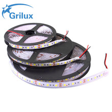 high lumens grow lights digital rgb ws2801 pixel side edge emitting smd led strip for decoration