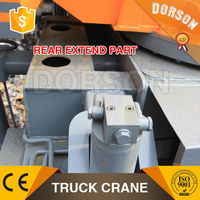 high quality small truck crane/mini truck crane 3 ton tricycle crane with low price