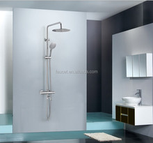 2015 new shower set design, thermostatic shower faucet, good quality with good price