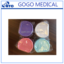 2016 Color Denture Container Holder Denture Cup